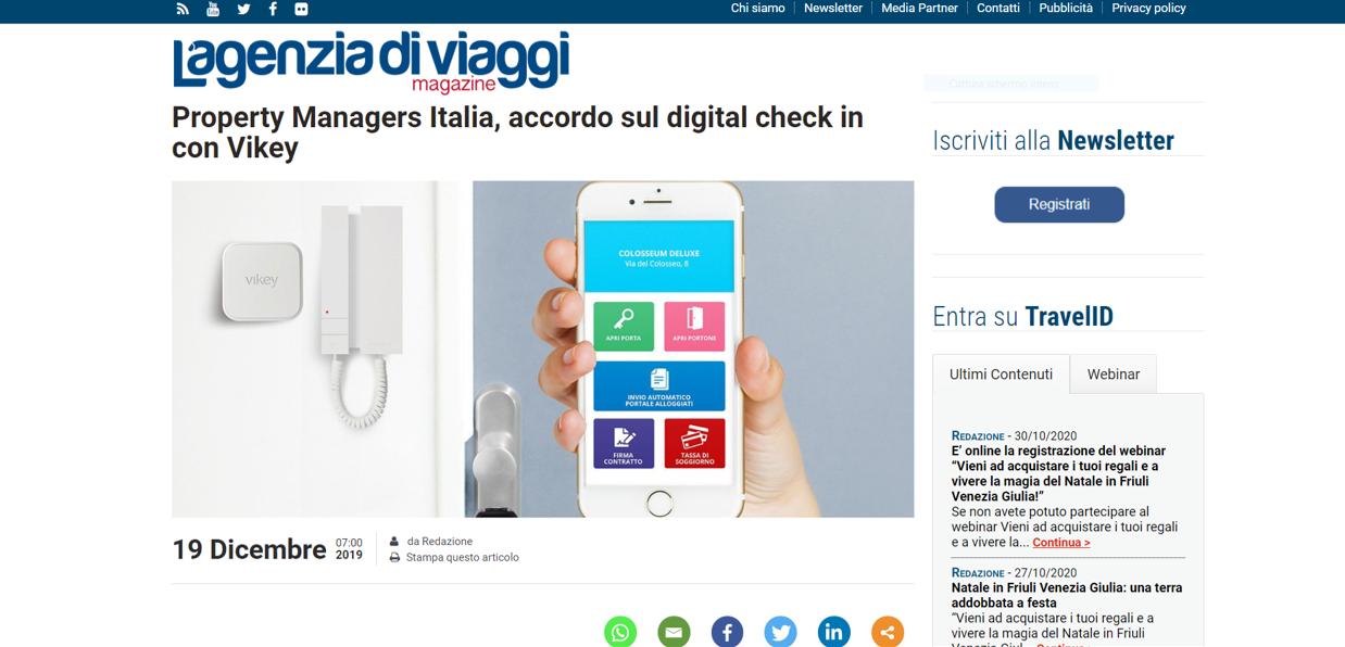 Property Managers Italia